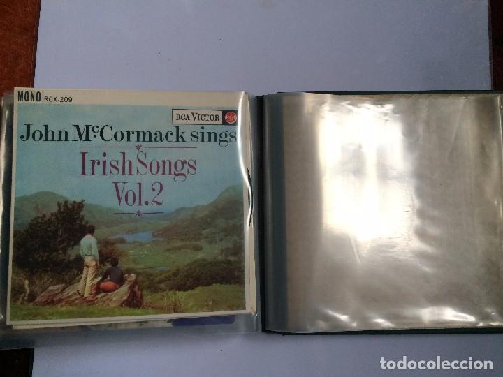 Discos de vinilo: CARPETA PORTA VINILOS (SINGLES) - Foto 9 - 86806648