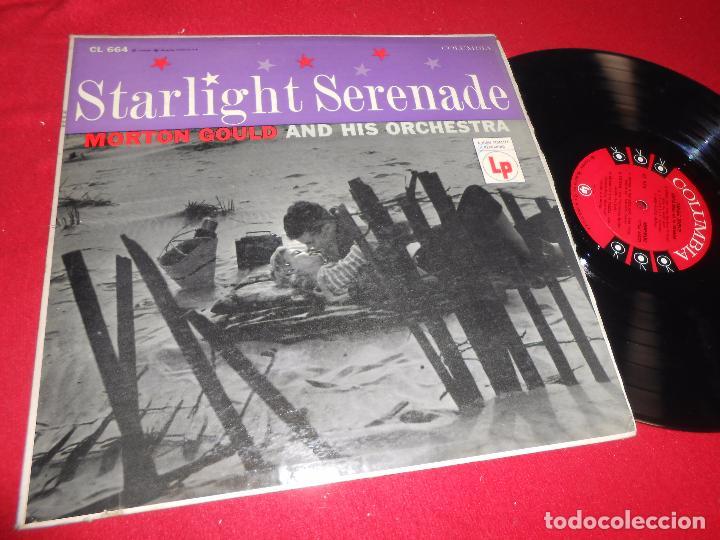 MORTON GOULD AND HIS ORCHESTRA STARLIGHT SERENADE LP 196? EDICION AMERICANA USA (Música - Discos - LP Vinilo - Orquestas)