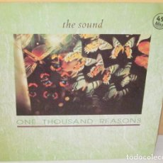 Discos de vinilo: THE SOUND - ONE THOUSAND REASONS STATIK - 1984. Lote 86818512