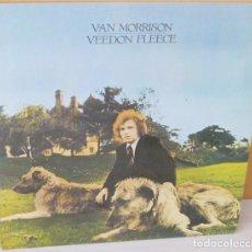 Discos de vinilo: VAN MORRISON - VEEDON FLEECE ORIGINAL W B - HISPAVOX 1974 (HWBS 321-70). Lote 86821444