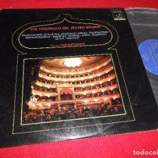 Discos de vinilo: LOS VIOLINISTAS DEL TEATRO BOLSHOI YURI REIENTOVICH LP 1975 MELODIA EDICION ESPAÑOLA SPAIN. Lote 86823976