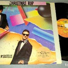 Vinyl records - 1018- CHRISTMAS RAP MAXI SINGLE 12 PORTADA VG + - DISCO VG + - 86834720
