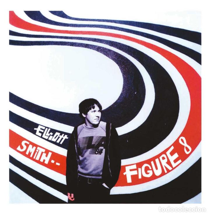 2LP ELLIOTT SMITH FIGURE 8 VINILO 180 G+ MP3 (Música - Discos - LP Vinilo - Pop - Rock Extranjero de los 90 a la actualidad)