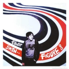 Discos de vinilo: 2LP ELLIOTT SMITH FIGURE 8 VINILO 180 G+ MP3. Lote 194769706