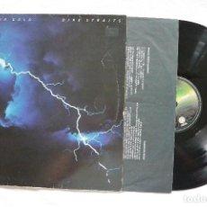 Disques de vinyle: DISCO VINILO DIRE STRAITS LOVE OVER GOLD. Lote 86847768
