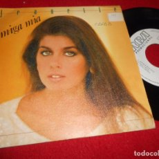 Discos de vinilo: JEANETTE DARIA AMIGA MIA/BAILA CONMIGO SINGLE 7'' 1984 RCA PROMO EDICION ESPAÑOLA SPAIN. Lote 86848280