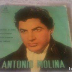 Discos de vinilo: ANTONIO MOLINA ESTUDIANTINA DE MADRID,1962.SINGLE.. Lote 86873948