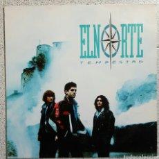 Discos de vinilo: LP EL NORTE TEMPESTAD. Lote 86875043