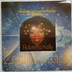 Discos de vinilo: LP ROBERTA KELLY ZODIAC LADY. Lote 86939532