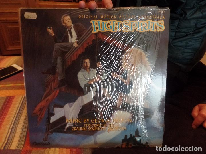 HIGH SPIRITS (Música - Discos - LP Vinilo - Bandas Sonoras y Música de Actores )
