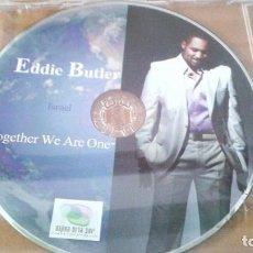 Discos de vinilo: EDDIE BUTLER - TOGETHER WE ARE ONE - EUROVISION 2006 ISRAEL. Lote 102996932