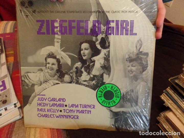 ZIEGFELD GIRL (Música - Discos - LP Vinilo - Bandas Sonoras y Música de Actores )