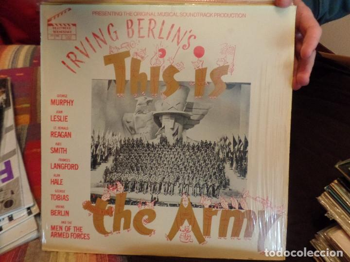 Discos de vinilo: Irving Berlins THISIS THE ARMY - Foto 1 - 86955164