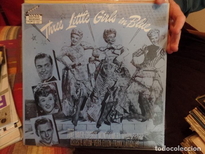 THREE LITTLE GIRLS IN BLUE (Música - Discos - LP Vinilo - Bandas Sonoras y Música de Actores )
