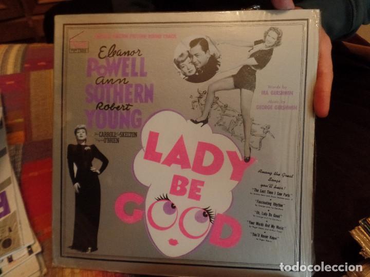 LADY BE GOOD ELEANOR POWELL (Música - Discos - LP Vinilo - Bandas Sonoras y Música de Actores )