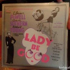 Discos de vinilo: LADY BE GOOD ELEANOR POWELL. Lote 86955700