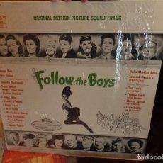 Discos de vinilo: FOLLOW THE BOYS. Lote 86955856