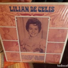 Discos de vinilo: LILIAN DE CELIS. Lote 25425415