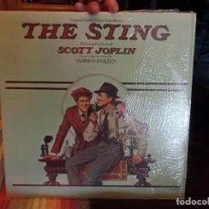 Discos de vinilo: EL GOLPE THE STING. Lote 86957216