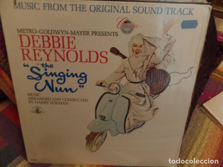 THE SINGING NUN DEBBIE REYNOLDS (Música - Discos - LP Vinilo - Bandas Sonoras y Música de Actores )