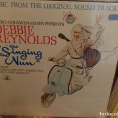Discos de vinilo: THE SINGING NUN DEBBIE REYNOLDS. Lote 86957296
