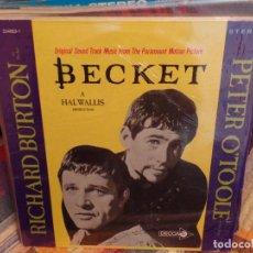 Discos de vinilo: BECKET. Lote 86957340