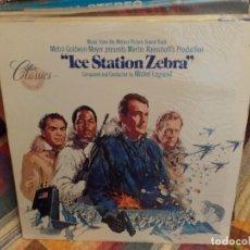 Discos de vinilo: ICE STATION ZEBRA. Lote 86957404
