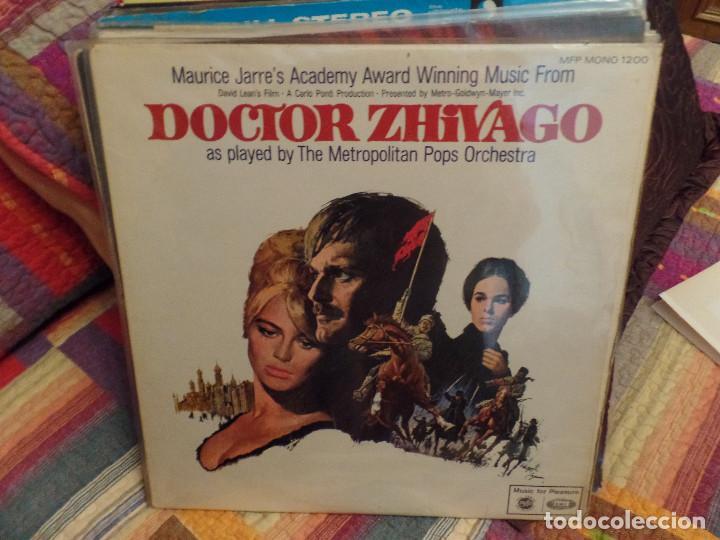 DOCTOR ZHIVAGO (Música - Discos - LP Vinilo - Bandas Sonoras y Música de Actores )
