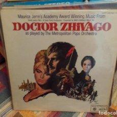 Discos de vinilo: DOCTOR ZHIVAGO. Lote 86957476