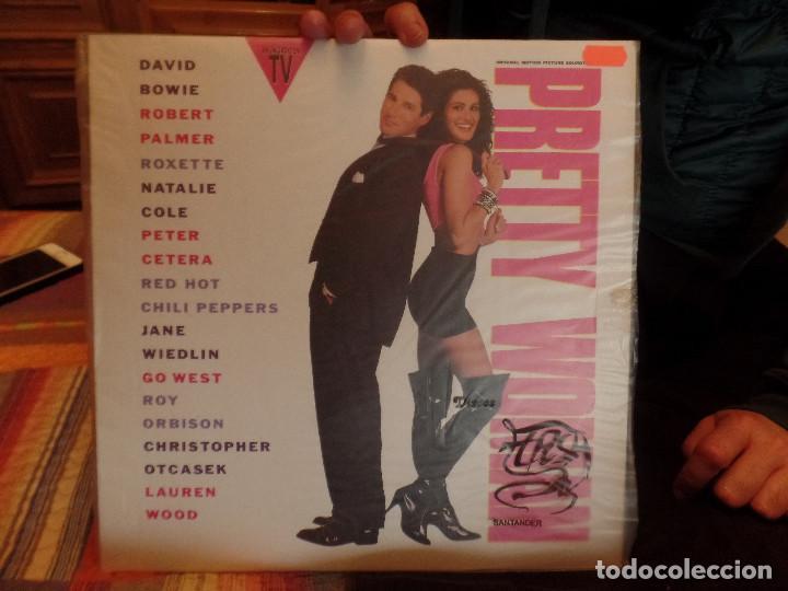 PRETTY WOMAN (Música - Discos - LP Vinilo - Bandas Sonoras y Música de Actores )