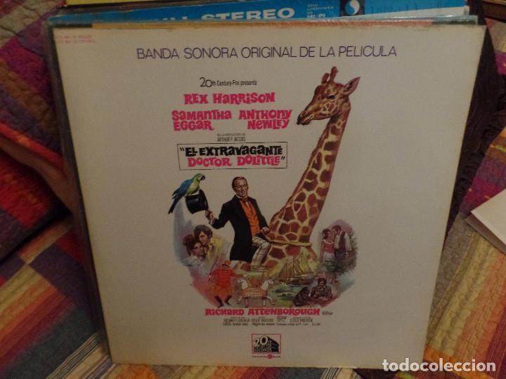 EL EXTRAVANGE DOCTOR DOLITTIE (Música - Discos - LP Vinilo - Bandas Sonoras y Música de Actores )