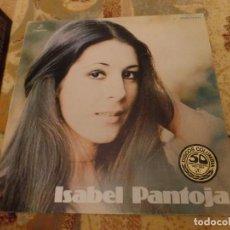 Discos de vinilo: ISABEL PANTOJA. Lote 86958812