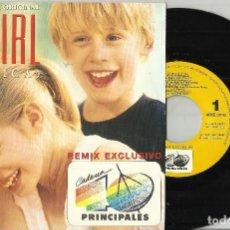 Discos de vinilo: B.S.O. MY GIRL (MI CHICA) REMIX SINGLE EDICION ESPECIAL 40 PRINCIPALES.ESPAÑA 1992-RAREZA. Lote 86960588