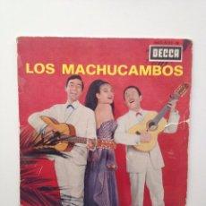 Discos de vinilo: LOS MACHUCAMBOS :LA MAMMA,/FRANCE. Lote 86961812