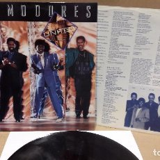 Discos de vinilo: COMMODORES. UNITED. LP / POLYDOR - 1986 / MBC. ***/***. Lote 86978624