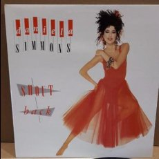 Discos de vinilo: DANIELA SIMMONS. SHOUT BACK. LP / POLYDOR - 1988 / MBC. ***/***. Lote 86991204