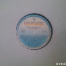 Discos de vinilo: SEVILLANAS DE ORO VOL 19 (DISCO 1) SOLO DISCO SIN CARATULA. Lote 86992268