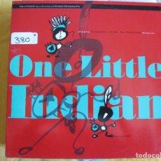 Discos de vinil: LP - ONE LITTLE INDIAN-GREATEST HITS VOL. ONE - VARIOS (SPAIN, NUEVOS MEDIOS 1988). Lote 87011180