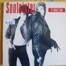 Discos de vinilo: LP - SOULSISTER - IT TAKES TWO (SPAIN, EMI RECORDS 1989). Lote 87013596
