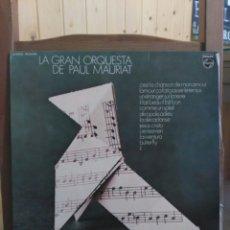 Discos de vinilo: PAUL MAURIAT 1972 PHILIPS 6332042/12 TEMAS. Lote 87015728