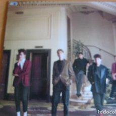 Discos de vinilo: DANZA INVISIBLE LP ARIOLA 1983 - CONTACTO INTERIOR . Lote 87029864