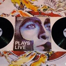 Discos de vinilo: PETER GABRIEL- PLAYS LIVE . Lote 87035062