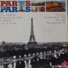 Discos de vinilo: ORCHESTRE DE FRANCOIS DULAC - PARIS SIEMPRE PARIS. Lote 87043476
