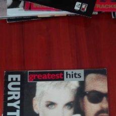 Discos de vinilo: EURYTHMICS LP 1991. Lote 87044152