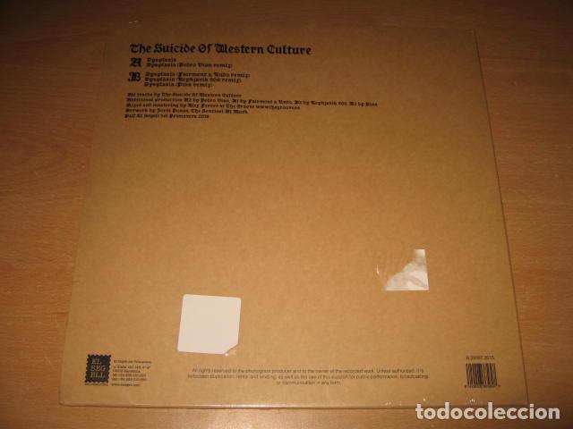 Discos de vinilo: THE SUICIDE WESTERN OF CULTURE DYSPLASIA , VINILO PRECINTADO - Foto 2 - 87051696