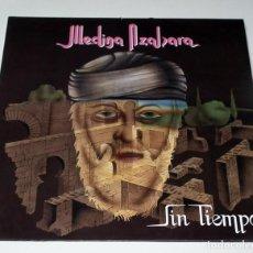 Discos de vinilo: LP MEDINA AZAHARA - SIN TIEMPO 1992 - AVISPA. Lote 39934803