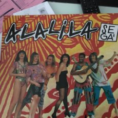 Discos de vinilo: DENIS AZOR-ALALILA-1991-MAXI-VINILO NUEVO. Lote 87056986
