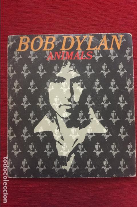 BOB DYLAN. ANIMALS. AÑO 1979 (Música - Discos - Singles Vinilo - Pop - Rock - Extranjero de los 70)
