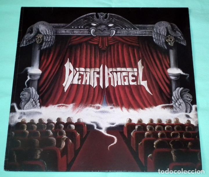 DEATH ANGEL - ACT III (Música - Discos - LP Vinilo - Heavy - Metal)