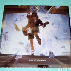 Discos de vinilo: LP AC/DC - BLOW UP YOUR VIDEO. Lote 135820727